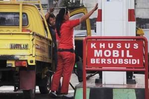 Subsidi BBM