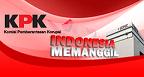 Hasil admin KPK