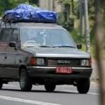 Mobil Dinas Mudik