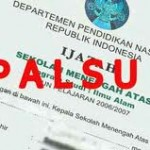 Dokumen Palsu
