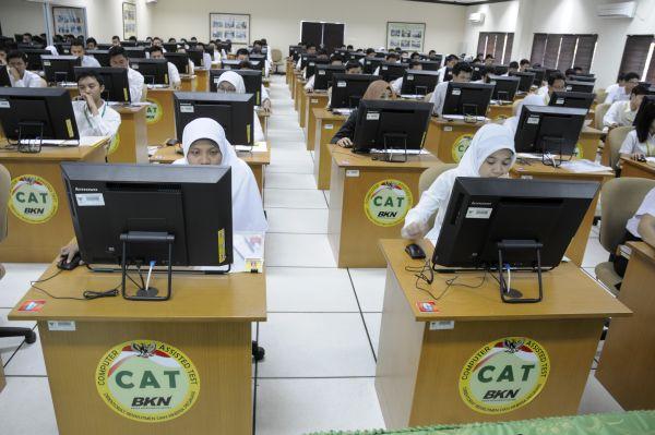 Banyak Keuntungan Sistem CAT Daripada LJK