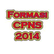 Formasi CPNS 2014