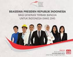 Indonesia Presidential Scholarship