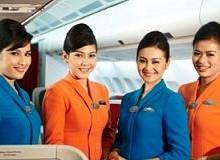 Lowongan Pramugari Garuda Indonesia