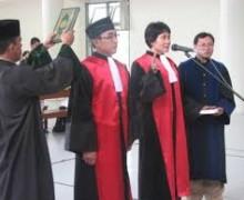 Penerimaan Hakim Ad Hoc Pengadilan Hubungan Industrial dan Mahkamah Agung RI
