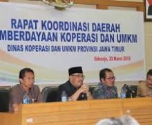 Lowongan Dinas Koperasi dan UMKM Jawa Timur