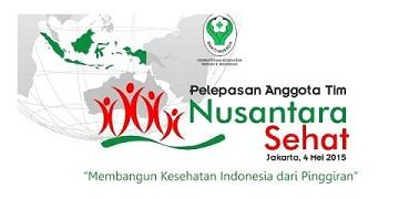 Lowongan Program Nusantara Sehat Kemenkes November 2017