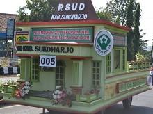 Lowongan Non PNS RSUD Kabupaten Sukoharjo