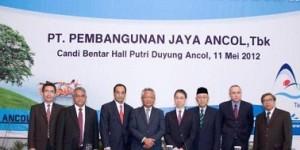 Lowongan PT. Pembangunan Jaya Ancol. Tbk