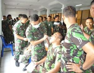 Tenaga Kesehatan TNI