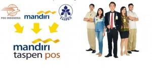 Bank Mandiri taspen Pos 2