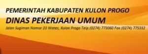 Lowongan Dinas PU Perumahan dan Kawasan Permukiman Kab Kulon Progo