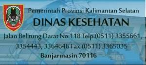 Lowongan Dinas Kesehatan Provinsi Kalimantan Selatan