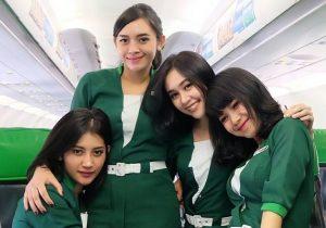 Lowongan Pramugari PT Citilink Indonesia