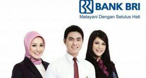 Lowongan Bank BRI Kantor Cabang Sukoharjo