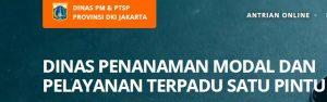 Dinas PMPTSP DKI Jakarta