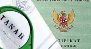 Lowongan Non PNS Kanwil BPN Sumatera Utara