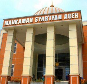 Mahkamah Syar'iyah Aceh