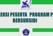 Pendaftaran Peserta Program Pendidikan Profesi Guru Kementerian Ristekdikti