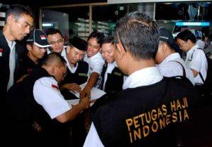 Petugas Haji Indonesia